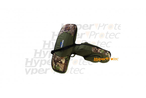 Couteau de poche de chasse - 3 pièces avec scie