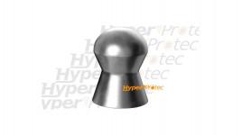 Revolver alarme chromé mat Fourbik 6 pouces crosse noire