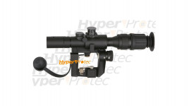 Stoeger Atac Suppressor +bipied +lunette 4-16x40 - 20 joules