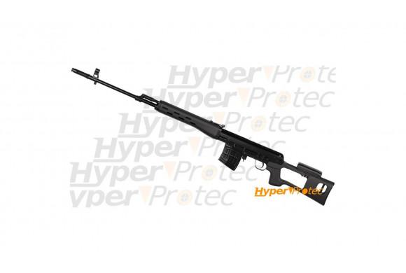Réplique Bolt Sopmod M4A1 Noire airsoft électrique - 395 fps