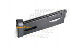 Cartouche cylindre air comprimé 46cm Walther 300 bar