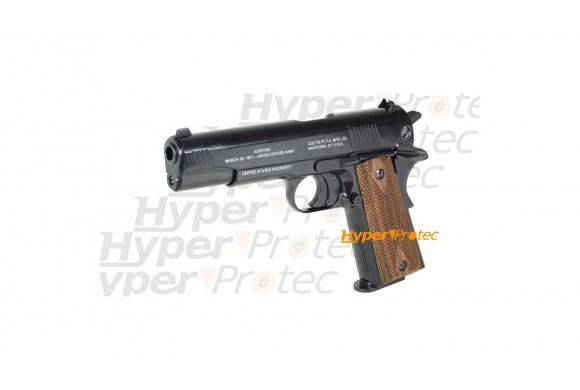 Chiappa 85 pistolet alarme bronzé noir 9 mm
