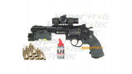 AIRSOFT Point vert et rouge Swiss Arms dot sight (22 mm)