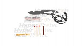TDP 45 Tactical Pro pistolet 4.5 mm avec silencieux et laser