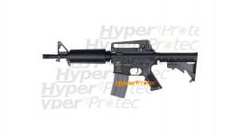 machete zombie M16 logo rouge