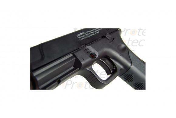 Laser sur rail Picatinny pour carabine ou fusil airsoft