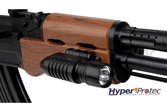 Carabine 22 LR JW21 à levier de sous garder type Winchester