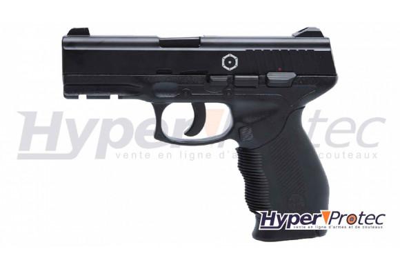 Etui noir pour transporter 2 pistolets - Swiss Arms