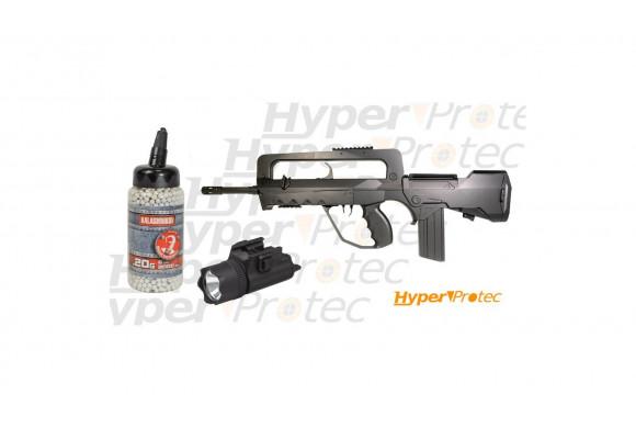 G Serie 26 C - Pistolet airsoft à gaz blowblack culasse mobile