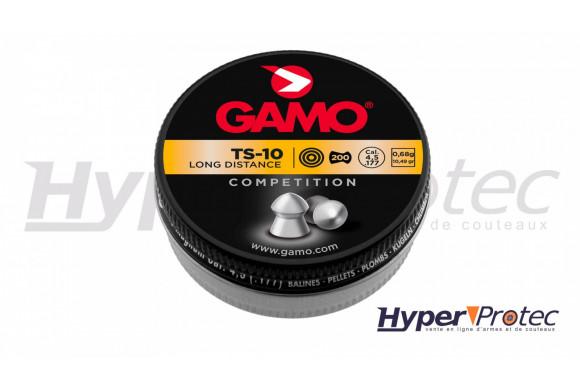 Pack Gamo Shadow 640 + lunette + plombs + cibles + porte cible