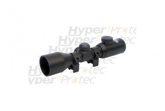 Lunette AIRSOFT de visée Swiss Arms 5x42E (22 mm)