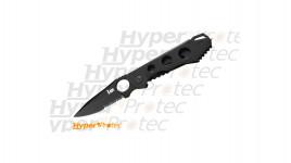 Couteau tactique Heckler & Koch Ally avec manche en acier évidé