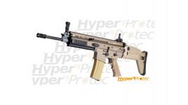 Réplique AEG airsoft FN herstal VFC Scar-L MK16 TAN