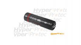 Batterie pile accu rechargeable type 18650 Li-ion 2900mAh tension 3.7V