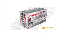 50 Cartouches Winchester Hornet cal 22Hornet 46 grains
