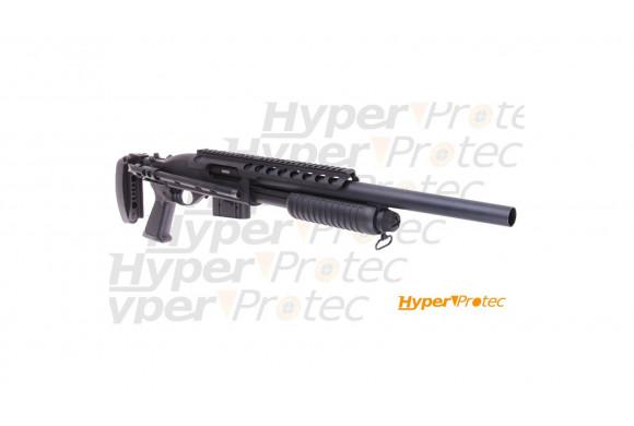 Réplique airsoft fusil à pompe 870 tactical shotgun - cal 6mm bbs