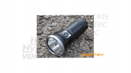 Lampe torche LED ultra puissante 4200 lumens Multi-colors