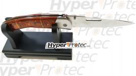 Grand couteau pliant Herbertz de décoration fonctionnel - 39cm