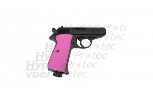 Walther PPK pink (rose) - Pistolet à billes acier 4.5 mm