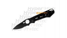 Couteau cutter pliable avec 5 lames - Multi blade