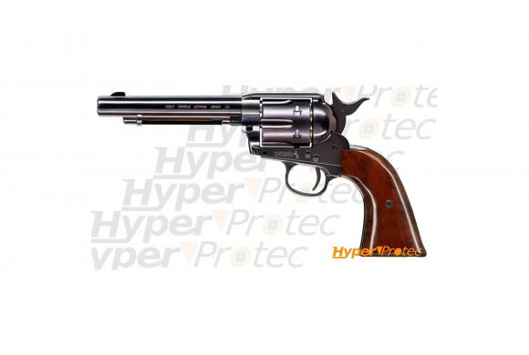 Revolver Diabolo Colt SAA .45 bleuté - cal 4.5mm