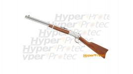 Carabine Puma M650 nickelée - calibre 44 REM MAG