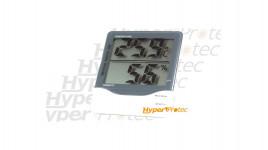 Thermomètre hydromètre numérique