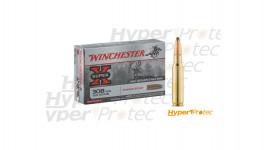 20 cartouches Winchester .308win pour chasse ou tir - calibre 7.62x51NATO