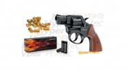 Pack Revolver à blanc Röhm RG 59 - cal 9mm avec munitions et fusées