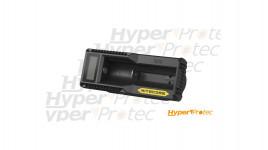 Chargeur USB pour 1 pile batterie a accumulateur pour lampes Nitecore