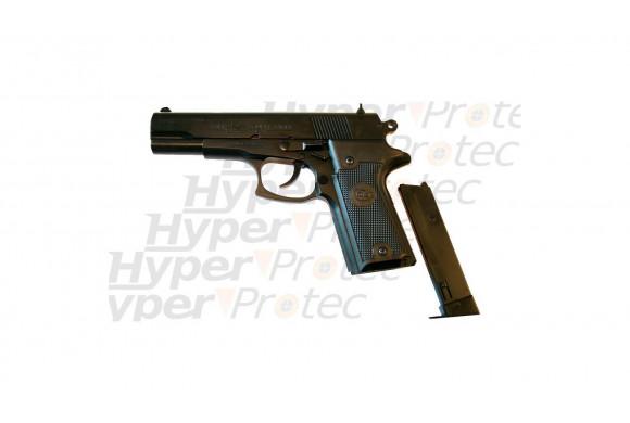 Colt Double Eagle noir - airsoft à 6 mm