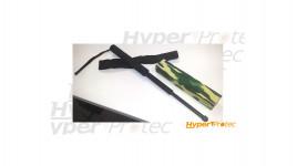 Matraque téléscopique en nylon - Taille 42cm