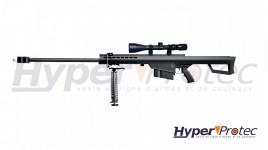 Pack Réplique airsoft fusil sniper G31C Barrett M82 toute équipée