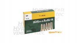 Munition calibre 7x65R Sellier Bellot