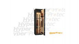 Coffre fort INFAC Classic pour 10 armes (8 armes longues avec lunette + 2 sans)