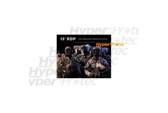 Livre - 13ème RDP (Régiment de Dragons Parachutistes)