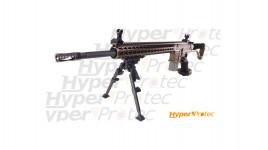 Fusil sniper airsoft Classic Army ARS4 Dark Gold keymod AEG 1.1 Joule - calibre 6mm bbs
