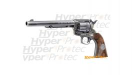 Revolver Colt45 SAA réplique à plomb édition NRA - cal 4.5mm bbs