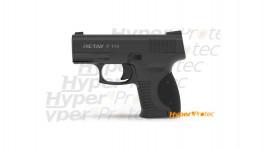 Petit pistolet alarme P114 noir calibre 9mm P.A.K