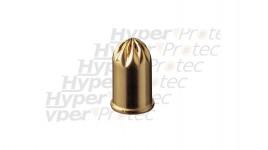 Cartouches Flash Defense 9 mm pour revolver