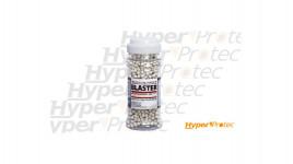 Biberon 1000 billes plastiques Blaster 0.13g très légères - calibre 4.5mm bbs