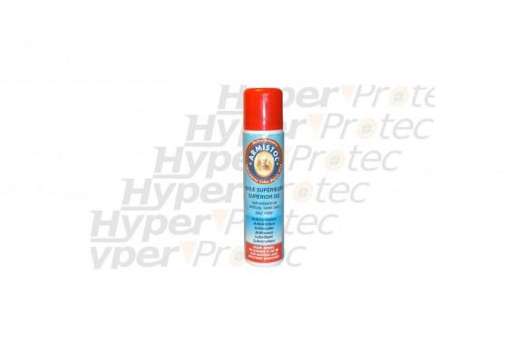 Super vaporisateur au poivre auto défense 75 ml avec lampe