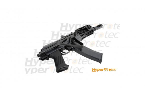 Roehm RG 99 Nickel - crosse Bois - Revolver Alarme 9 mm