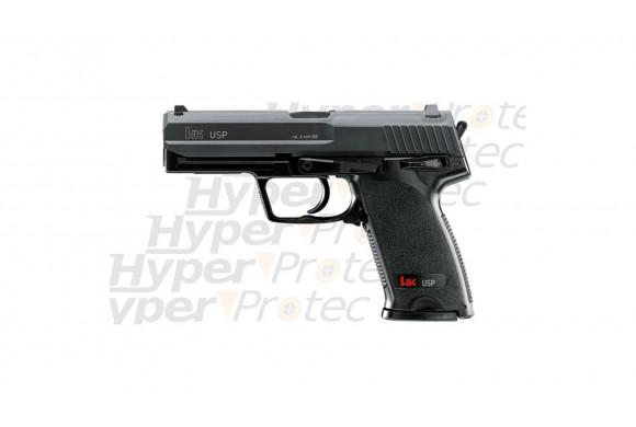 HK USP - réplique pistolet airsoft à propulsion spring