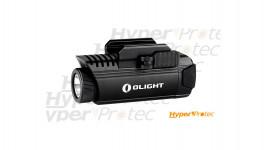 Lampe tactique pour armes de poing Olight PL-II Valkyrie 450 lumens - 22mm picatinny