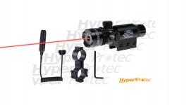 pointeur laser pour arme puissant a point rouge