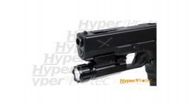 PISTOLET PAINTBALL + DEFENSE CAOUTCHOUC - WALTHER P99 RAM - 2 E