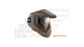 Masque écran thermal Valken MI-7 TAN desert pour paintball ou airsoft