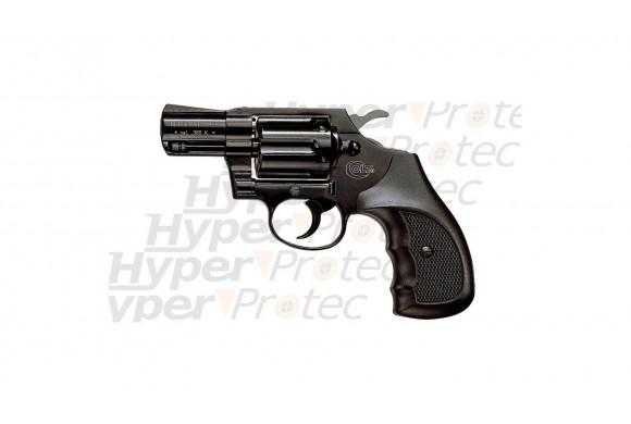 Colt Detective Special alarme bronzé noir - revolver 9mm