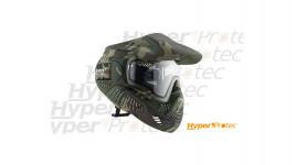 Masque annex Valken MI-7 Woodland camo vitre thermale